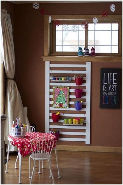 16 Creative ideas how to recycle Old Baby's Crib
