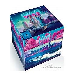 Miami Vice (Complete Ultimate Collection) Blu-ray - Film