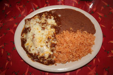 Dinner Menu - Benitos Real Authentic Mexican Food Fort