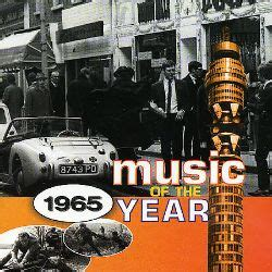 Music of the Year: 1965 - Various Artists | Songs, Reviews