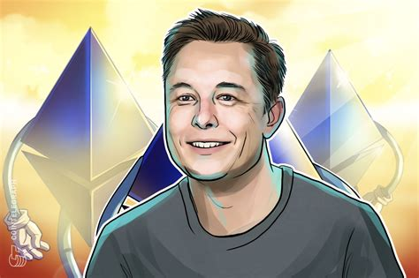 Elon Musk Says He Isn't Building Anything on Ethereum
