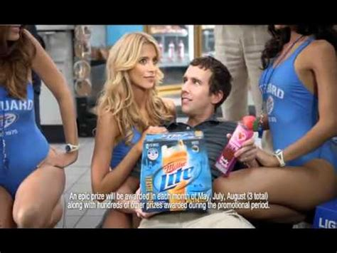 Miller Lite Unmanly Choice - YouTube