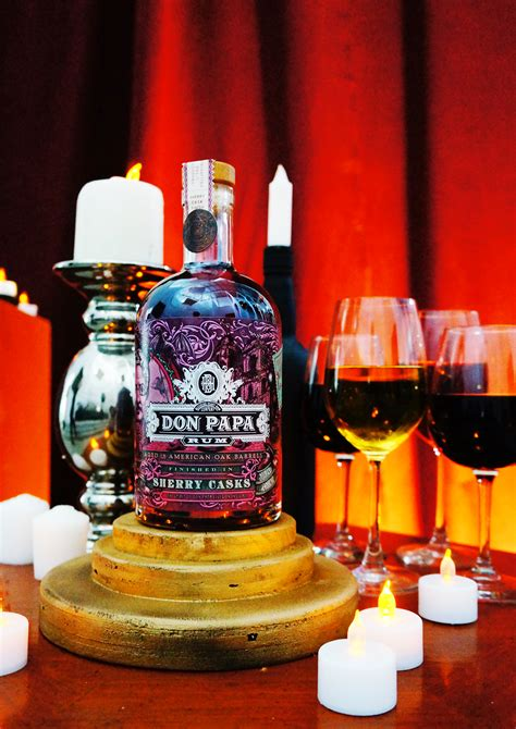 Don Papa Rum Launches New Limited Edition Sherry Cask