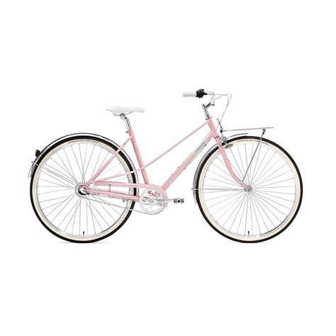 City Bike   Creme cycles CAFERACER LADY UNO PEARL PINK