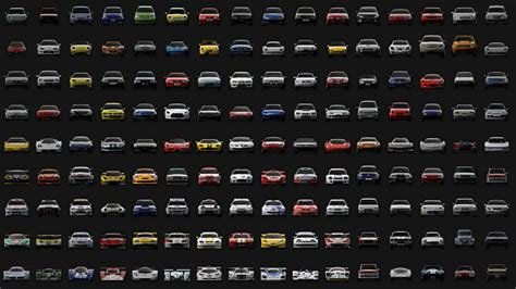 Gran Turismo for PSP® List of Featured Cars - gran-turismo