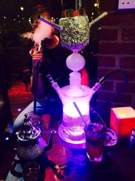 Beirut Nights • 19 Abbey Road, NW10 7RB • Best Shisha in