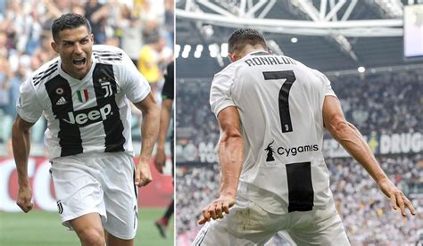 Ronaldo's 1st Juve Goal Causes All Kinds Of Abuse Online