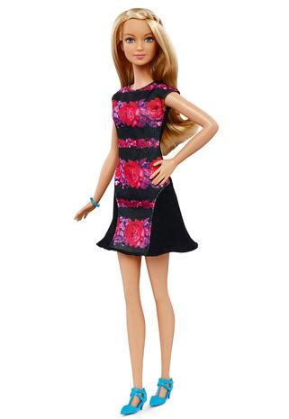 Barbie makeover - The blond blue-eyed pop icon, Barbie