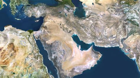 Can the Middle East solve its water problem? - CNN