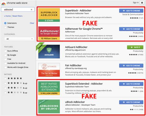 How To Tell Legit Chrome Extensions From Malware