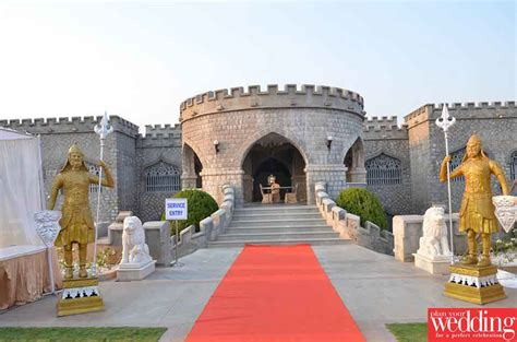 List Of Top Venues for Party and Weddings in Shamshabad