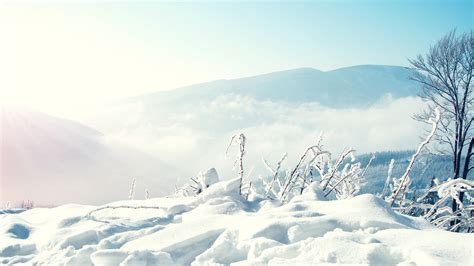 Snow Winter Mountains Wallpapers | HD Wallpapers | ID #11979