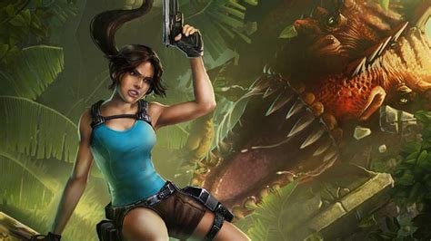 Lara Croft: Relic Run endless runner soft-launched in the