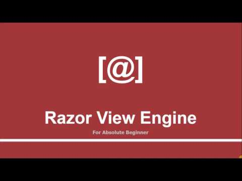 Introducing Razor - A new view engine for ASP
