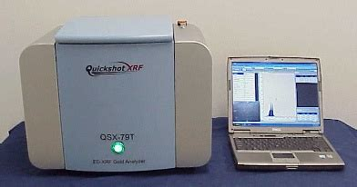 Gold Test Equipment X-ray Fluorescence - Low-Cost