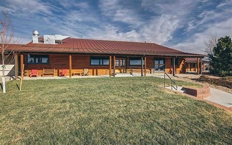 Inpatient Rehab at The Raleigh House Ranch in Watkins, CO