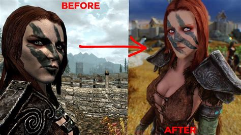 Top 5 best skyrim special edition graphics mods for xbox